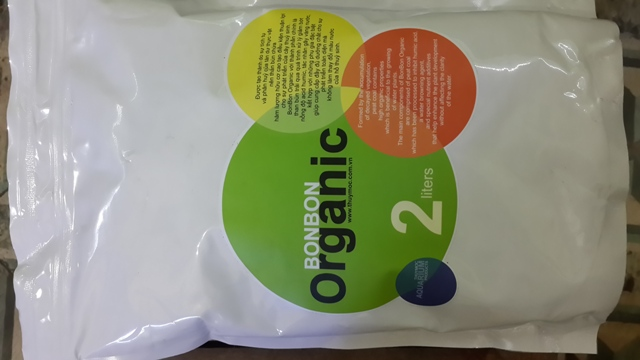 Hình ảnh túi phân nền BonBon Aquafor Organic