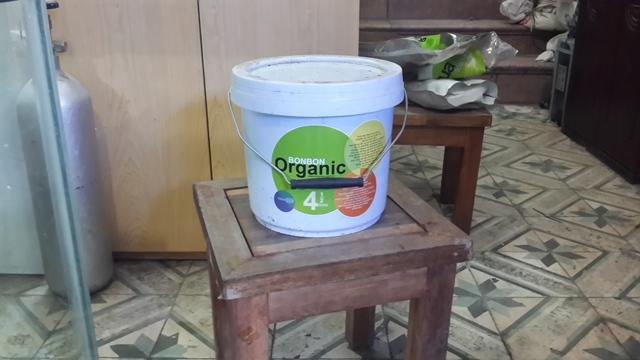 Hình ảnh thùng BonBon Aquafor Organic 4,5 lít