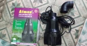 Hình ảnh máy bơm Atman HA 20