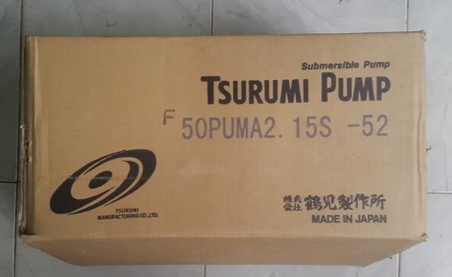 Hình ảnh máy bơm Tsurumi