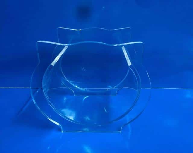 Hình ảnh bể cá mini để bàn