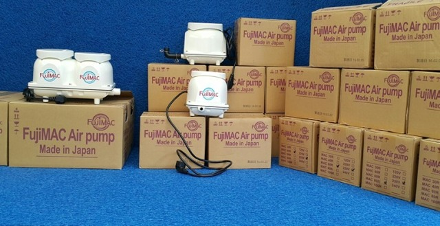 Hình ảnh máy sục khí FujiMac