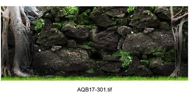 Hình ảnh Tranh 3D vách đá 26