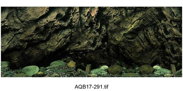 Hình ảnh Tranh 3D vách đá 23