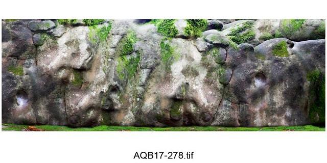 Hình ảnh Tranh 3D vách đá 22