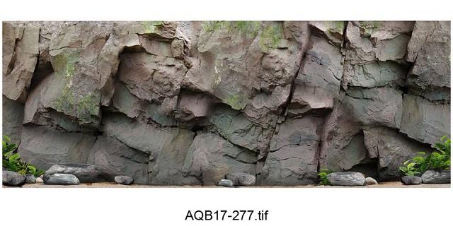 Hình ảnh Tranh 3D vách đá 21