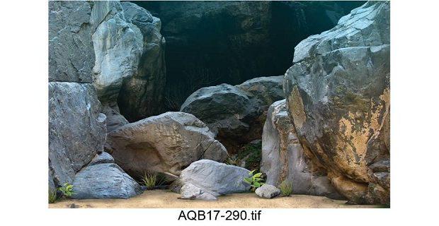Hình ảnh Tranh 3D vách đá 15