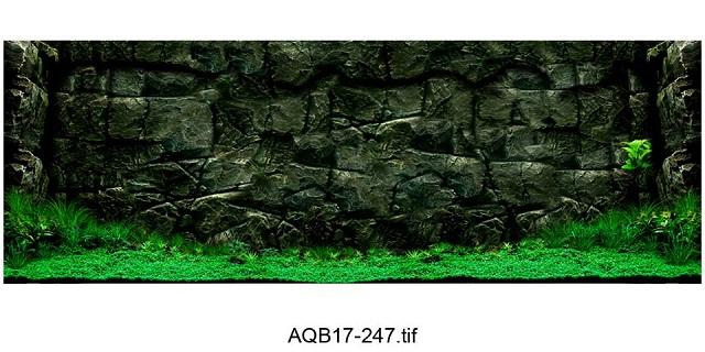 Hình ảnh Tranh 3D vách đá 12
