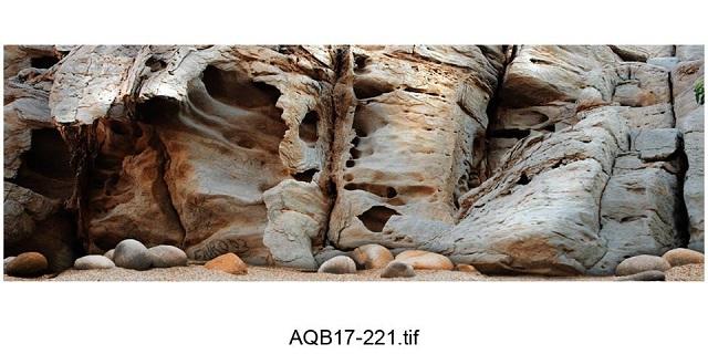 Hình ảnh Tranh 3D vách đá 10