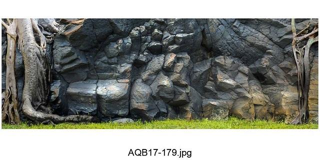 Hình ảnh Tranh 3D vách đá 09