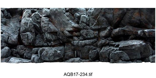 Hình ảnh Tranh 3D vách đá 07