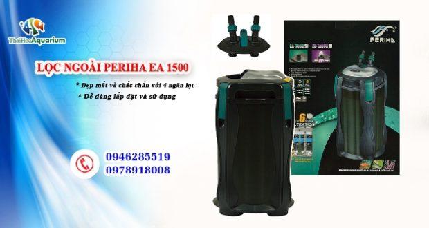 Hình ảnh Máy lọc ngoài Periha EA 1500