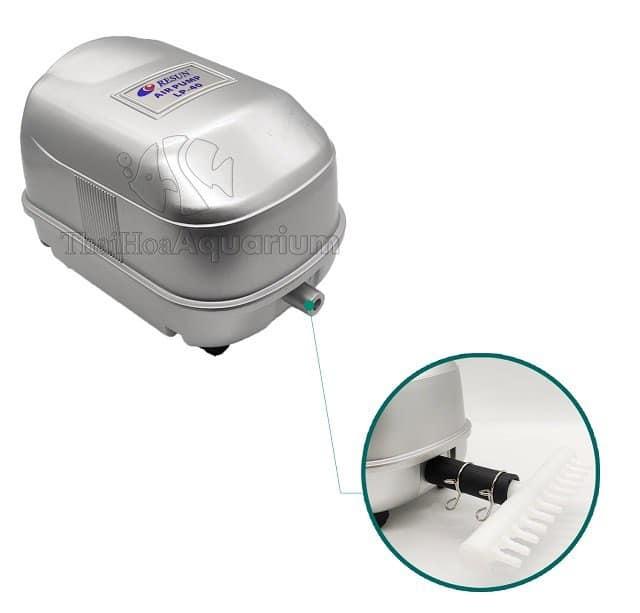 Hình ảnh Máy sủi khí oxy Resun LP 40