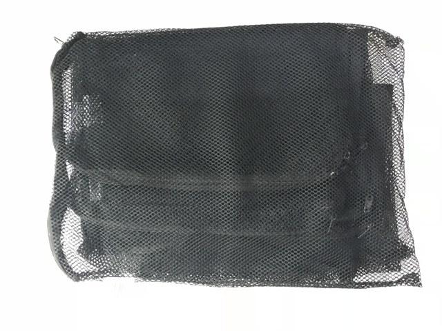Hình ảnh Túi đen thưa đựng nham thạch - san hô - gốm - sứ