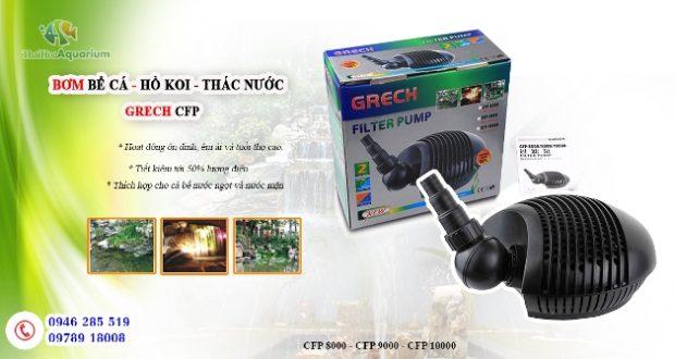 Hình ảnh Máy bơm Hồ Koi Grech CFP