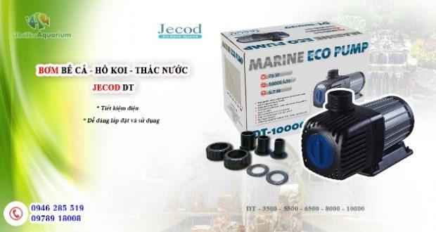 Hình ảnh Máy bơm tiết kiệm điện Jecod DT 10000