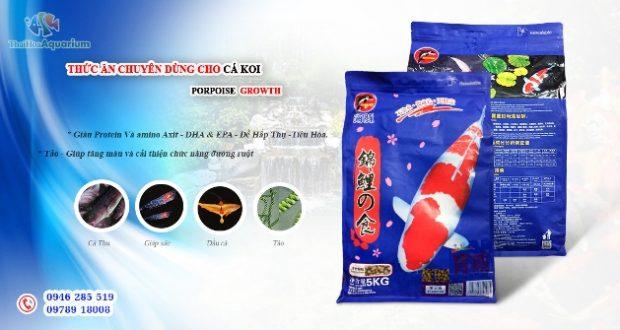 Hình ảnh Thức ăn cá Koi Porpoise