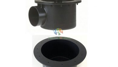 Photo of Nấm Hút Đáy – Bottom Drain BD 110cm – Hà Lan