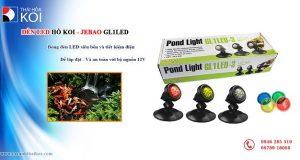 Hình ảnh Đèn Led Hồ Koi Jebao GL1LED -3