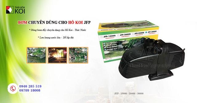 Hình ảnh Máy bơm nước Jebao JFP được bán tại Thái Hòa Shop