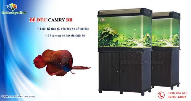 Hình ảnh Mẫu bể cá đúc Trung Quốc Camry DB