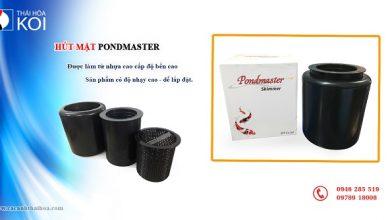 Photo of Hút mặt hồ koi Pondmaster cỡ ống 60mm – Pondmaster surface skimmer 60cm