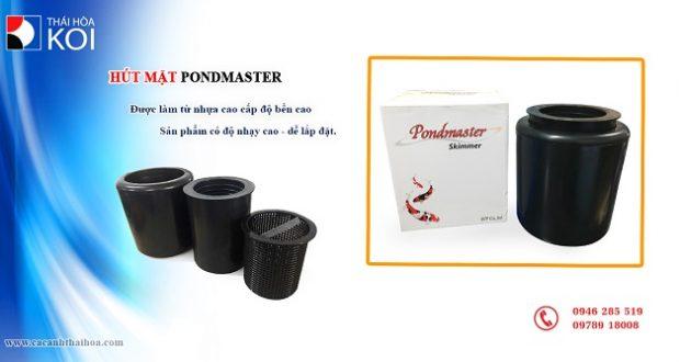 Hình ảnh Hút mặt hồ koi Pondmaster