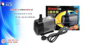 Hình ảnh Máy bơm bể cá Atman AT series
