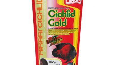 Photo of Thức ăn cá Ali – Hikari Cichlid Gold 250g (Tăng màu)