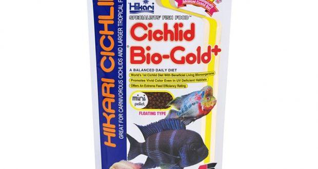 Hình ảnh Hikari Cichlid Bio-Gold+ 250g