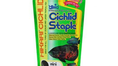 Hình ảnh Hikari Cichlid Staple 250g Hạt Nổi
