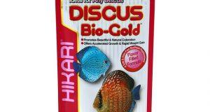 Hình ảnh Hikari Discus Bio-Gold 80g Hạt Chìm