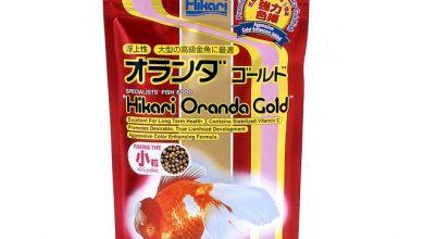 Photo of Thức ăn cá Vàng – Hikari Oranda Gold 300g (Hạt Nổi)