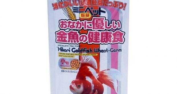 Hình ảnh Hikari Goldfish Wheat-Germ 200g Hạt Nổi