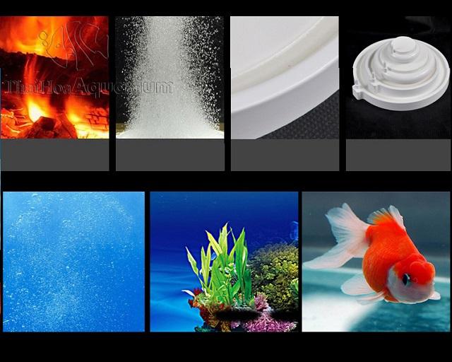 Hình ảnh Sử dụng cho cả nước ngọt và nước mặn