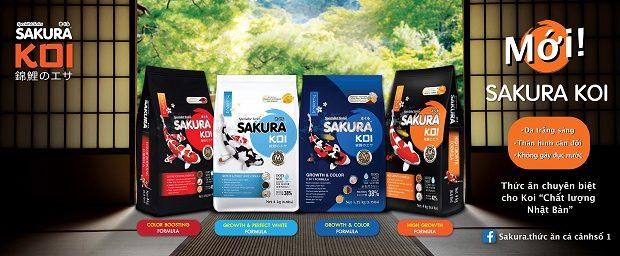 Hình ảnh Thức ăn Sakura 2 trong 1 thực sự tuyệt vời