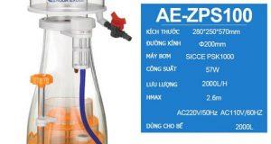 Hình ảnh Aqua Excel AE-ZPS100 cho bể 2000L