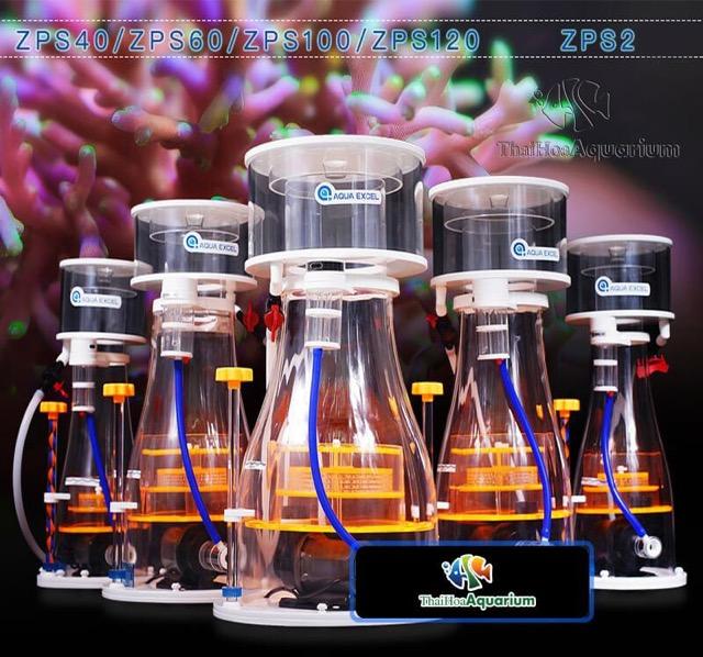 Hình ảnh Aqua Excel AE-ZPS là series Protein Skimmer vô cùng mạnh mẽ