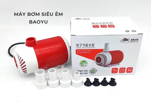Hình ảnh Máy Bơm Bể Cá Baoyu BYB Series