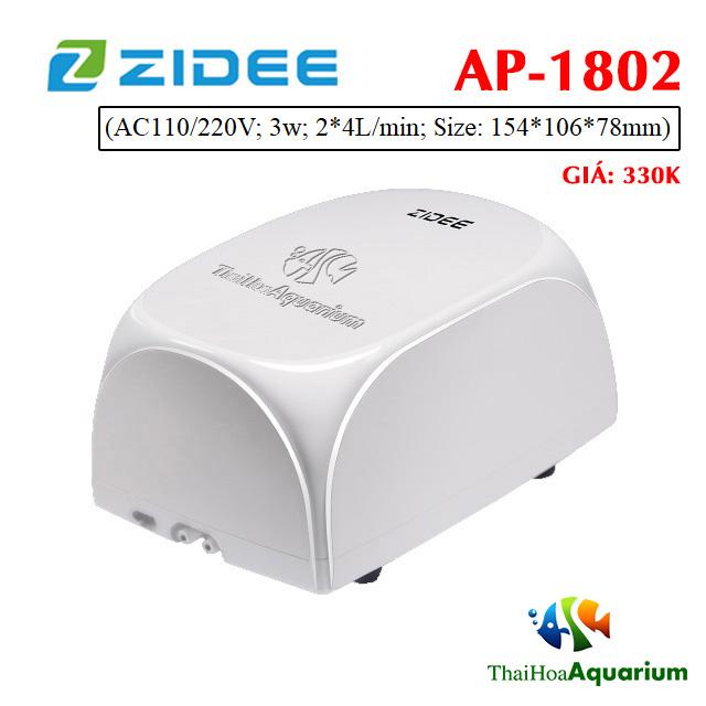 Sủi Khí ZiDee AP-1802
