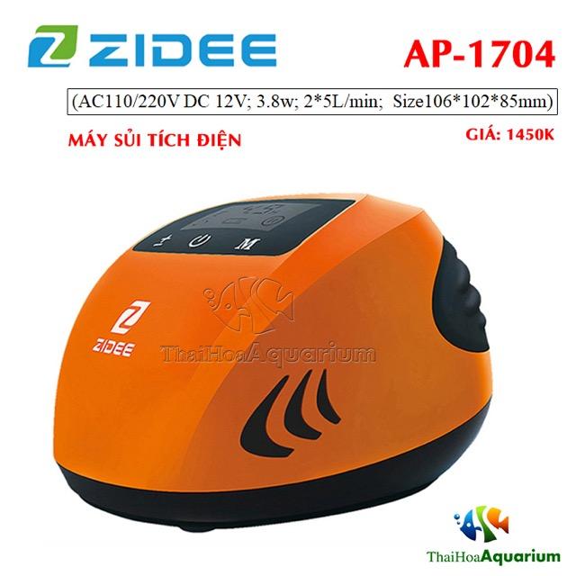 Sủi tích điện ZiDee AP-1704
