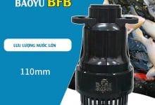 Hình ảnh máy bơm hồ koi BFB