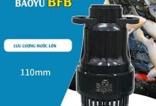Photo of Máy Bơm Hồ Cá Koi Baoyu BFB 37000-45000-55000-75000-100000 L/H