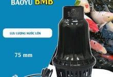 Hình ảnh Máy Bơm Hồ Cá Koi Tiết Kiệm Điện Baoyu BMB Series