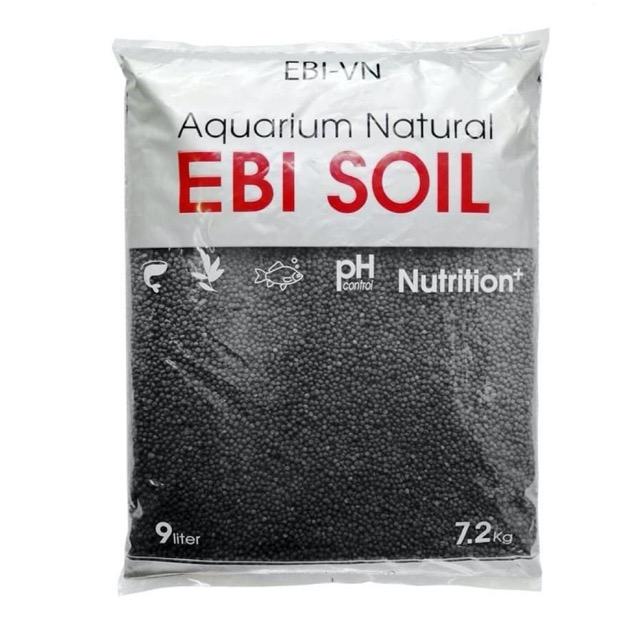 Hình ảnh Túi phân nền Ebi Soil 9L