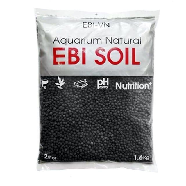 Hình ảnh Túi phân nền Ebi Soil 2L