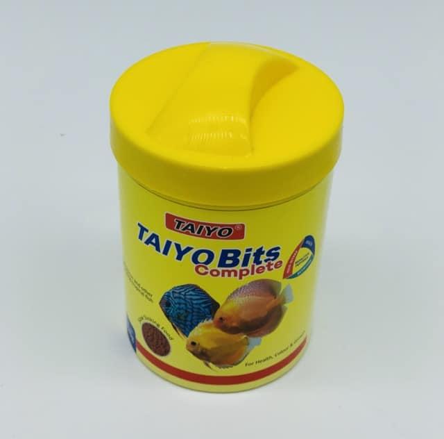 Hình ảnh Thức Ăn Taiyo Bits giúp cá nhanh lớn