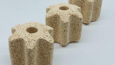 Hình ảnh Sứ Lọc Hoa 3D - siêu phẩm Vật Liệu Lọc