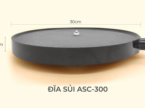 Hình ảnh Đĩa sủi khí Oxy ASC-300