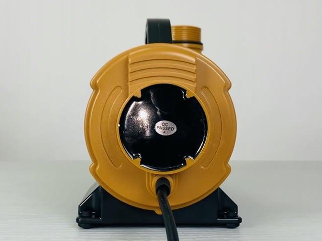 Hình ảnh Đầu máy được phủ epoxy cẩn thận